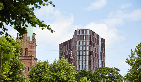 Mærsk Tower, Copenhagen